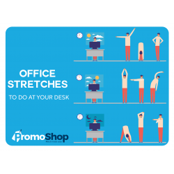 Custom Office Stretch Mouse Mats