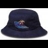 Heavy  Brushed Cotton Bucket Hat