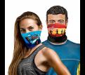 Elite Custom Neck Gaiter Multi-Purpose Face Covering – Factory Direct