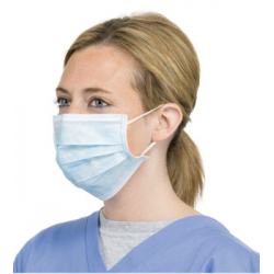 3-Ply Disposable Surgical Face Mask TGA Approved