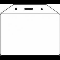 Name Tage Holder - Single Pocket