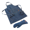 Jamie Oliver Denim Apron & Kitchen Glove Promotional Products