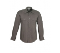 Mens Brooklyn Long Sleeve Shirt