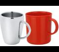 Metal & Plastic Mugs